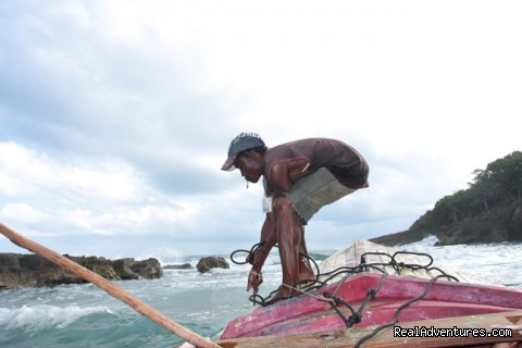 Boat And Fishing Expeditions With Local Fishermen (#14 of 26) - Back to Eden Strawberry Fields Together Jamaica