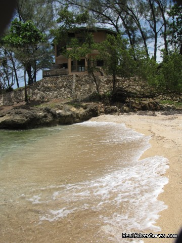 Your Own Private Beach Cove (#17 of 26) - Back to Eden Strawberry Fields Together Jamaica