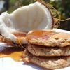 Wow Whole Grain Coconut Pancakes