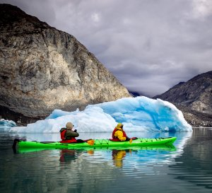 Prince William Sound Sea Kayaking and Hiking Tours Kayaking & Canoeing Valdez, Alaska