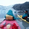 Shoup Glacier kayaking
