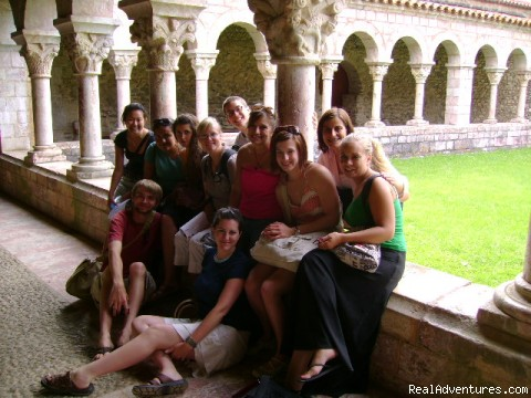 Leonardo Da Vinci European Program - Intensive French & Cultural Immersion