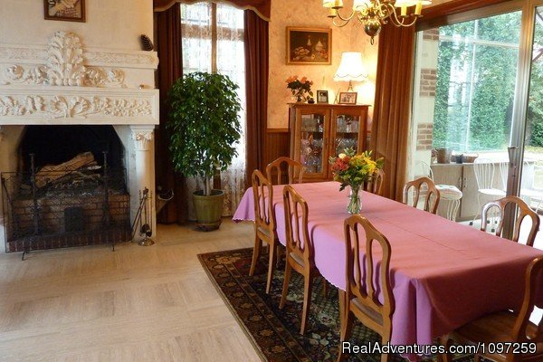 Image #12/13 | bed  breakfast & rental Tours Amboise loire valley