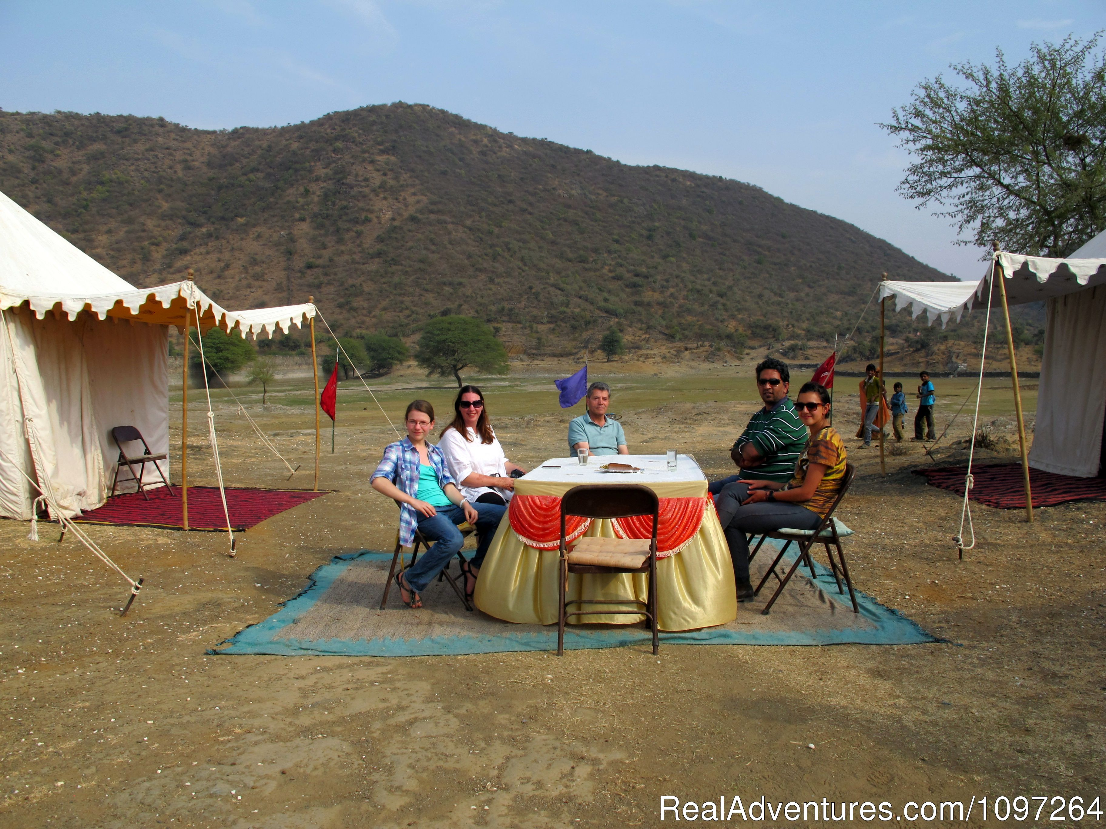 Our Safari Camp