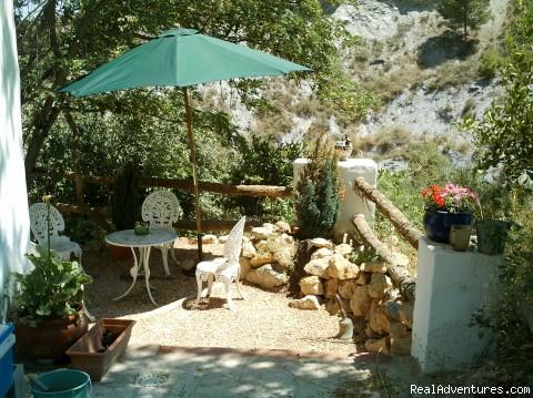 Terrace - Rural villa La huerta sierra Espuna Spain
