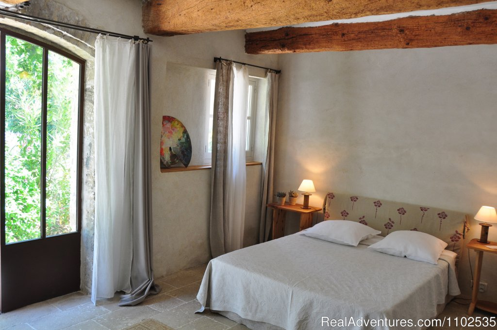 La Calade Bedroom | Image #14/22 | Charming Holidays Rental & Guest House