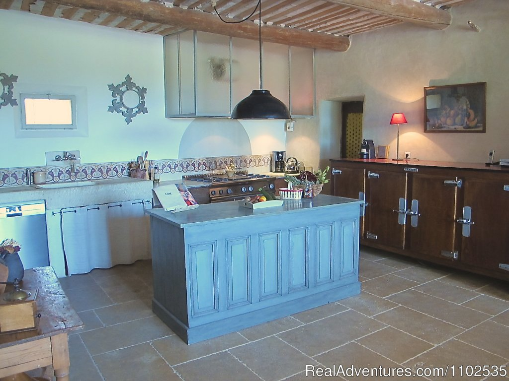 Professional Provencal Kitchen | Image #19/22 | Charming Holidays Rental & Guest House