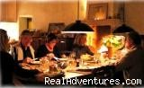 Dinning room - Charming Holidays Rental & Guest House