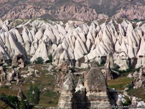Cappadocia - Trekking Turkey; Taurus Mountains Cappadocia Trek