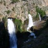 Waterfalls on Taurus Mountains