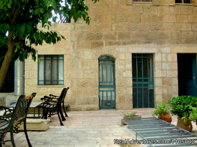 Patio (#10 of 26) - Near The Old City - Green & Quiet