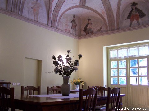 The Frescoe Room - Your home away from home near Lake Garda