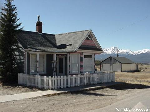Silver Belle Victorian House Rentals Leadville Colorado
