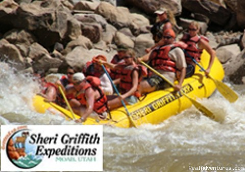 Sheri Griffith River Exp. (#3 of 4) - Colorado River Rafting