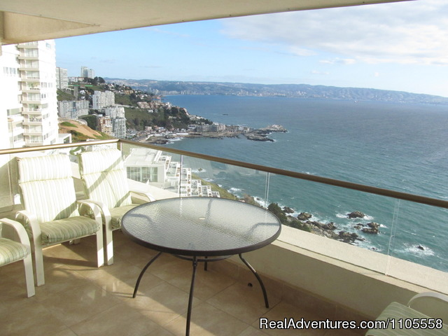 Apartment views - Rukka Propiedades Costa de Montemar