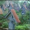 Genuine Romance Adventures merry cemetery, Romania