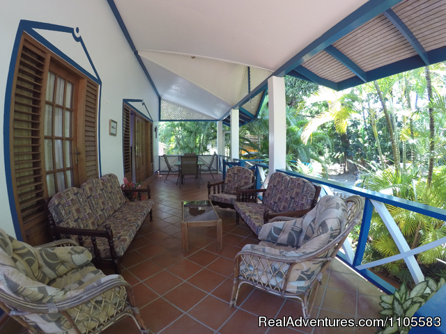 3 Bedroom House Terrace - Jemas Guesthouse and  apartments