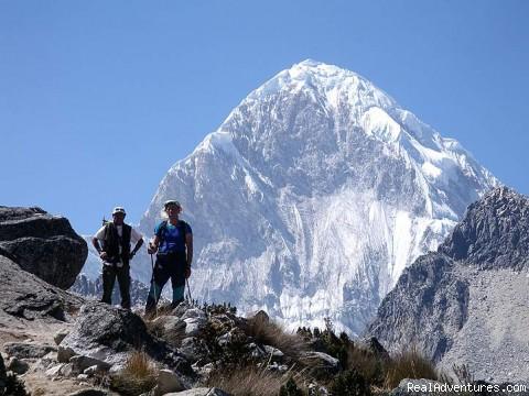 Cordillera Blanca Trekking - Hiking Trekking Climbing Tours Huaraz Peru