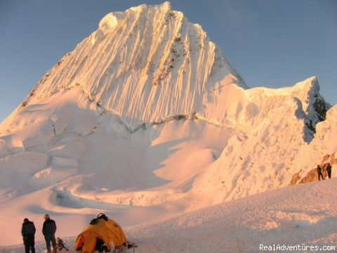 Alpamayo (#4 of 13) - Hiking Trekking Climbing Tours Huaraz Peru