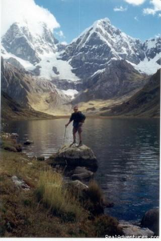 Cordillera Huayhuash Trekking (#6 of 13) - Hiking Trekking Climbing Tours Huaraz Peru