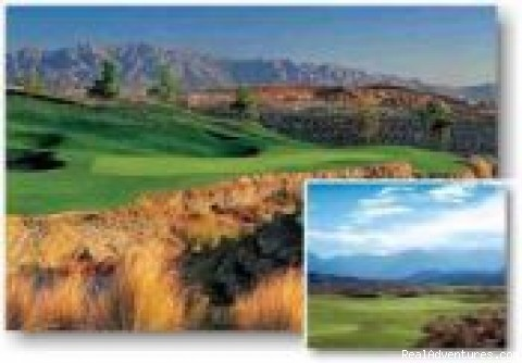 Las Vegas Golf... a Golfer's Paradise! - Go-Time Golf in Las Vegas - Group Rates