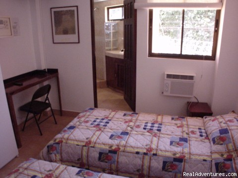 De Lux Room with A/C and Fridge - Hotel LA Amistad best deal in Downtown San Jose