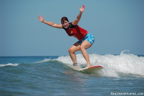 So much fun - WB Surf Camp