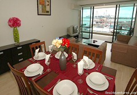 dinning areas (#4 of 26) - Auckland Waldorf Serviced & Furnished Apartments