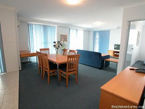Lounge & dinning areas | Image #2/7 | Blacktown Waldorf Serviced & Furnished Apartments