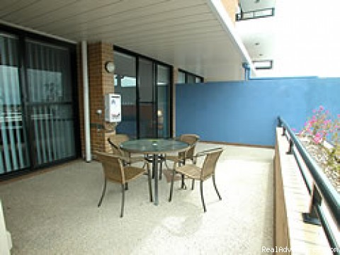 spacious verandas - Blacktown Waldorf Serviced & Furnished Apartments