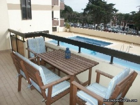 Fantastic apartment close to the beach