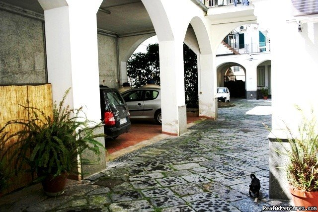 parking b&b | Image #3/6 | An peace's oasis near Naples, Pompei,Caserta Italy