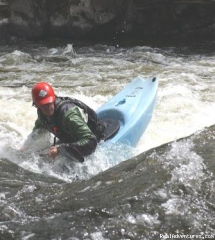 Beginner to Advanced Kayak Clinics - Rafting and Zip Line Adventures in Massachusetts