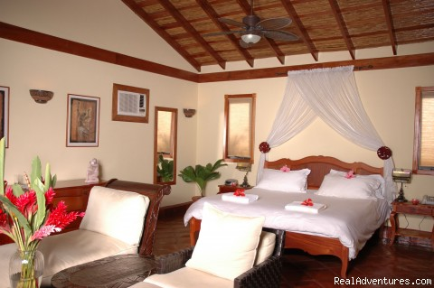 - Romantic Almond Beach Belize