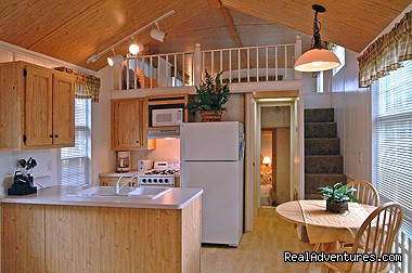 Cape Cod Campresort Cabins & Cottages: