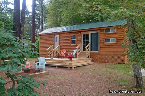 Image #8 of 12 - Cape Cod Campresort Cabins & Cottages
