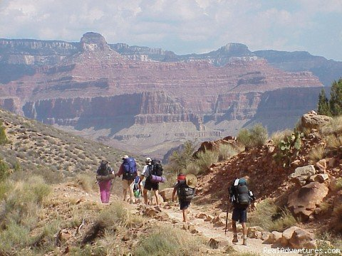 See Canyons, Not Crowds.  World Class Guides.  Spectacular Vistas.