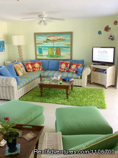 SUmmer Breeze Island House - Island Houses of Cayman Kai - Grand Cayman