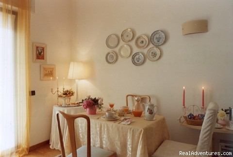 gold double - Bed and Breakfast Airport Bergamo di Silvia