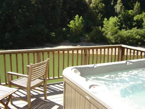 Private Spas (#2 of 7) - Vacation Rentals in the Russian River Valley