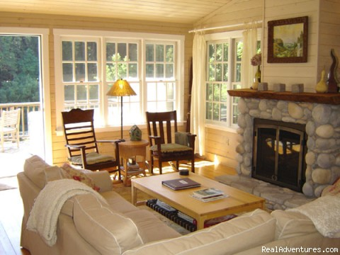 Fireplaces (#3 of 7) - Vacation Rentals in the Russian River Valley