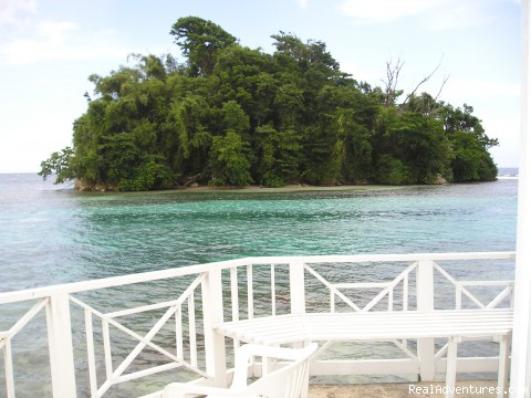 Princess Nina Khan's Island - Romantic Honeymoon Hideaway