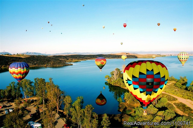 - A Balloon Ride Adventure with Magical Adventures
