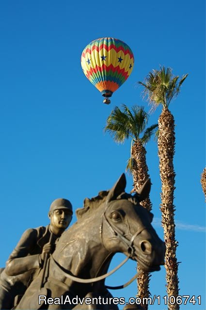 A Balloon Ride Adventure With Magical Adventures San