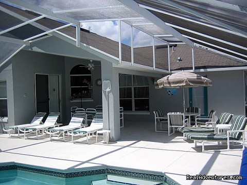 pool deck area - Fun in the Sun with Sunsplash