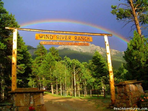 This is a Christian Family Dude Ranch located near beautiful Estes Park, Colorado. We have an incredible kids and teens program, top of the line horse program, rustic elegance with our cabins, chef prepared meals, Christian speakers, and much more.