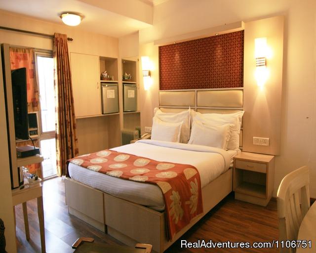 Deluxe Room - Hotel Sri Nanak Continental
