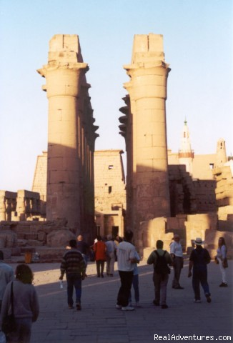 Luxor temple, by marvelous egypt travel - PRIVATE & Taylor-made travel in Egypt