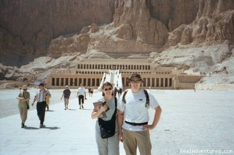 Hatshepsut temple at Luxor, by marvelous egypt travel - PRIVATE & Taylor-made travel in Egypt