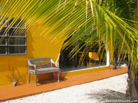 One of the bungalows - Holiday Bonaire